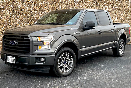 2017 Ford F150 XLT EcoBoost